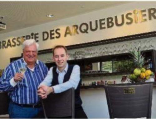 La Brasserie des Arquebusiers consolident leur exploitation au quotidien avec RCS-Prosys.