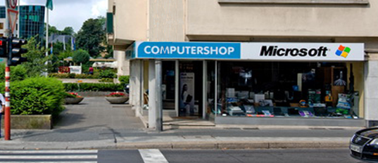 Prosys magasin informatique Luxembourg